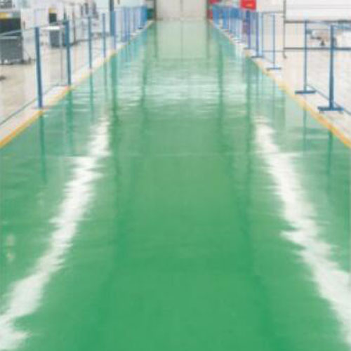 承重型环氧砂浆地坪涂装系统