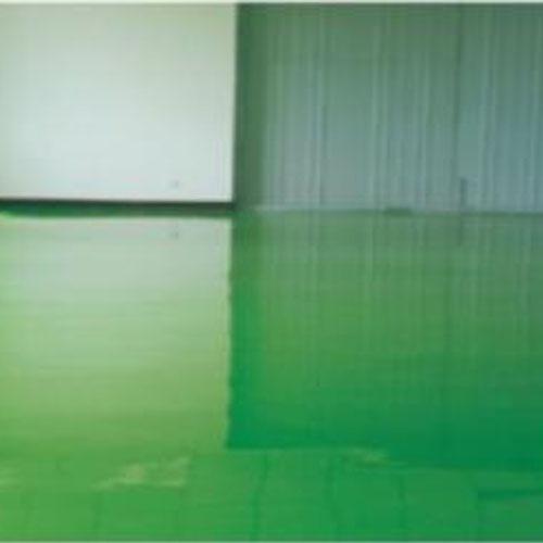 无溶型环氧自流平地涂装系统