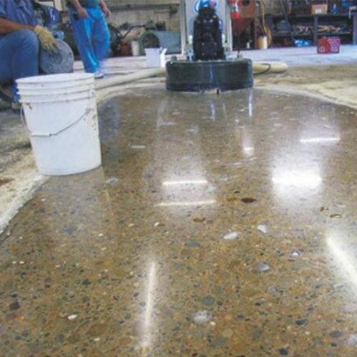 贵州混凝土渗透性密封固化剂抛光地坪系统