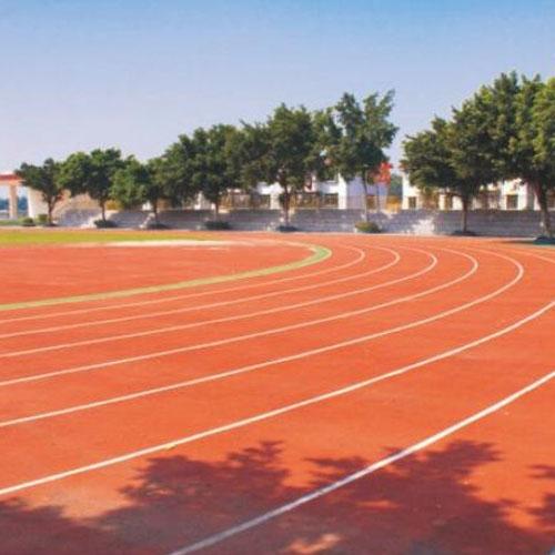复合型塑胶跑道地坪系统